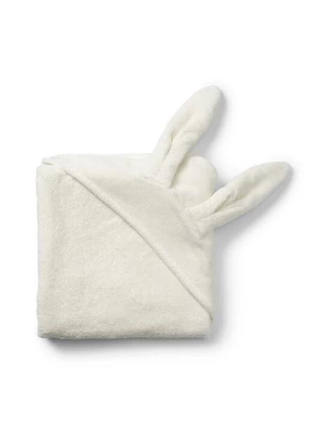 Elodie Details Μπουρνουζοπετσέτα Vanilla White Bunny