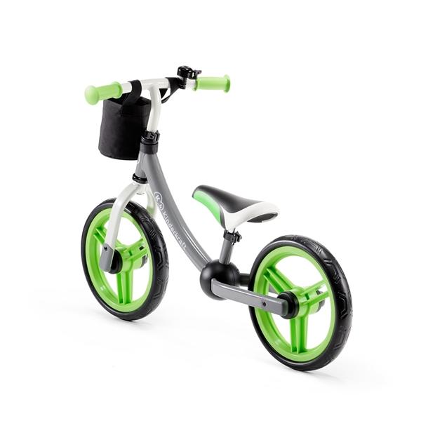 KinderKraft Ποδήλατο Ισορροπίας 2 Way Next, Green