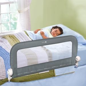 Picture of Summer Infant Προστατευτικό κάγκελο κρεβατιού Γκρι
