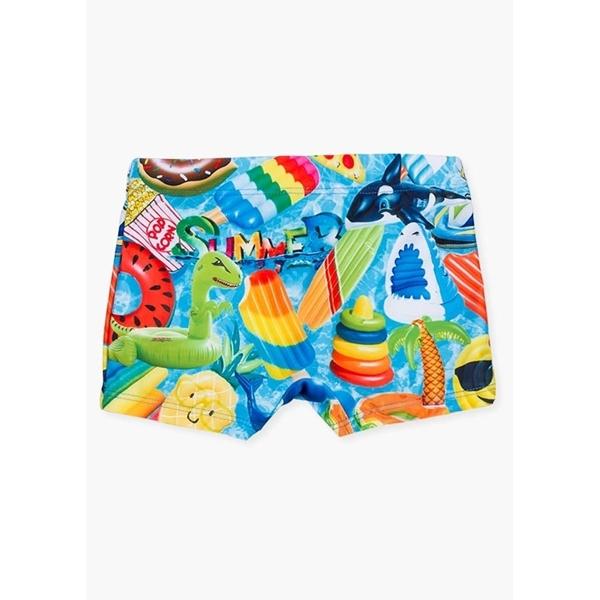 Losan Μαγιώ Boxer Swimming Pool Αγόρι