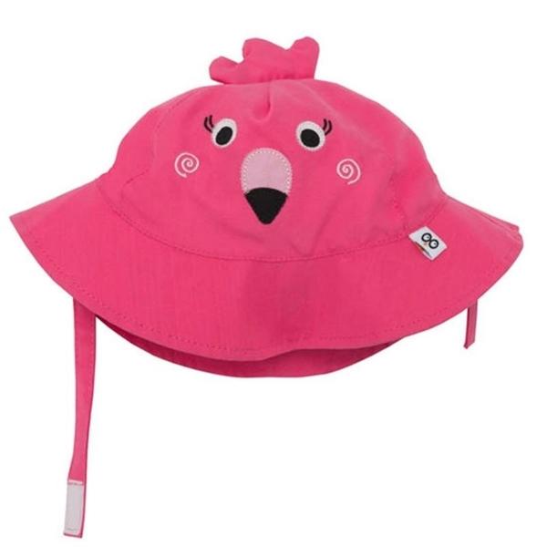 Zoocchini Αντηλιακό Καπέλο UPF50+ Φλαμίνγκο
