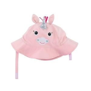 Zoocchini Αντηλιακό Καπέλο UPF50+ Unicorn