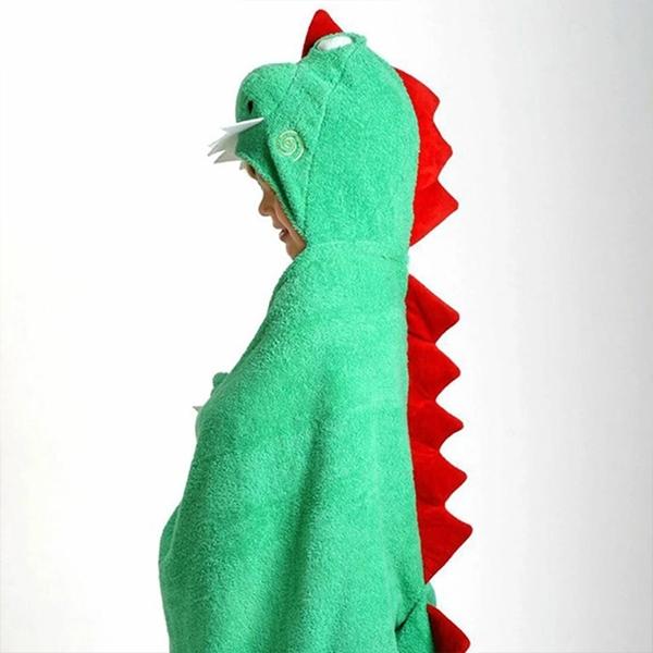 Zoocchini Παιδική Πετσέτα Devin the Dinosaur