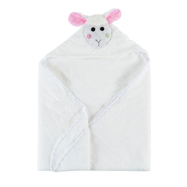 Zoocchini Βρεφική Πετσέτα Lamb