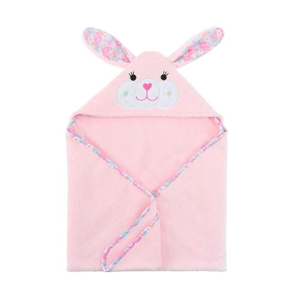 Zoocchini Βρεφική Πετσέτα Bunny