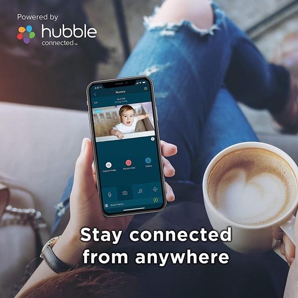 Motorola Pedkaboo-W Κάμερα Παρακολούθησης Μωρού WiFi Full HD
