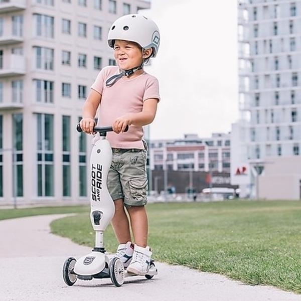 Scoot & Ride Κράνος Ash, S-M
