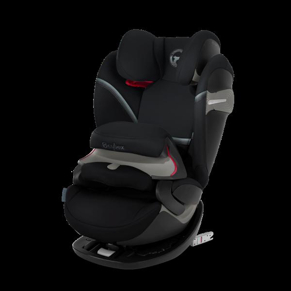 Cybex Κάθισμα Αυτοκινήτου Pallas S-Fix 9-36kg. Deep Black