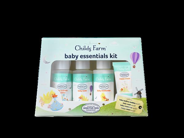 Childs Farm Σετ Περιποίησης Baby Essentials