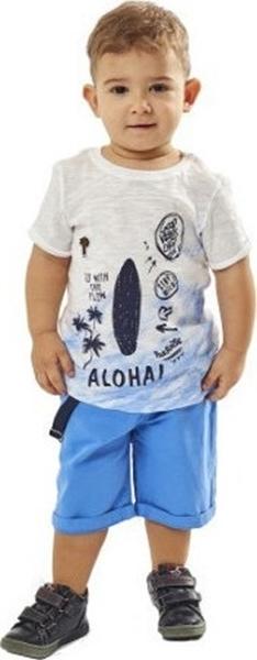 Hashtag Bebe Σετ Βερμούδα Για Αγόρι, Aloha