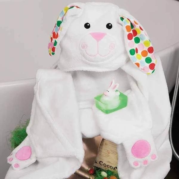 Zoocchini Παιδική Πετσέτα Bella The Bunny