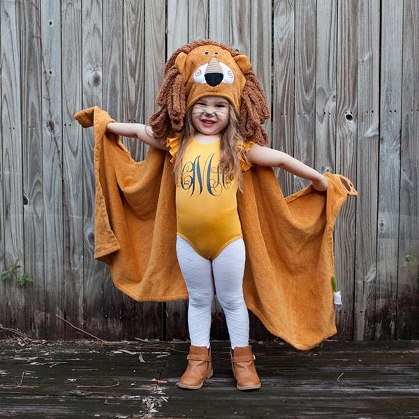 Zoocchini Παιδική Πετσέτα Leo the Lion