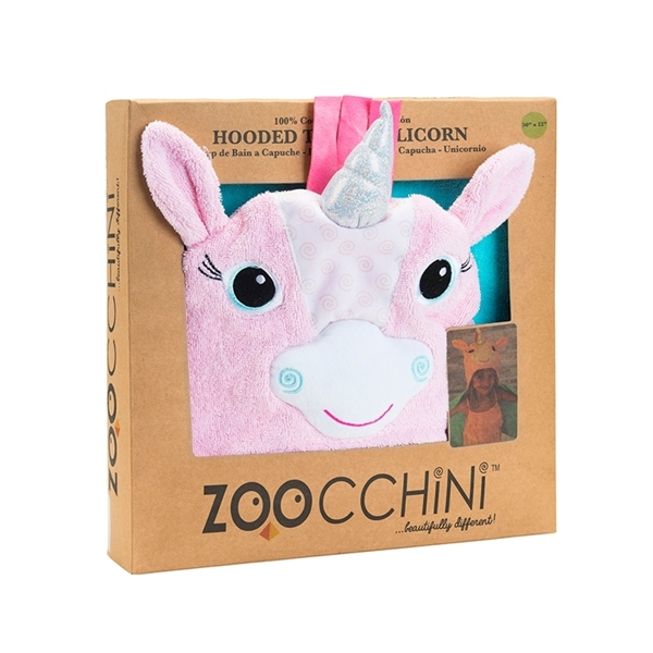 Zoocchini Παιδική Πετσέτα Allie the Alicorn
