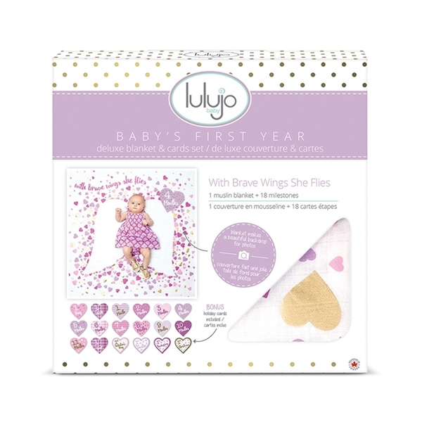 Lulujo – With Brave Wings
