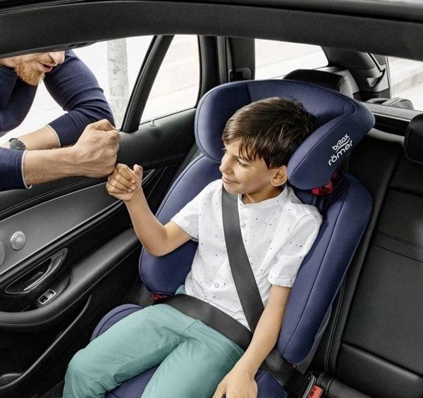 Britax Romer Κάθισμα Αυτοκινήτου Evolva 123 9-36kg. MoonLight Blue