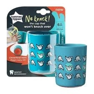 Tommee Tippee - No Knock Cup, 190ml Πράσινο