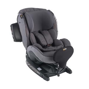 BeSafe iZi Kid X3 i-Size Παιδικό Κάθισμα Αυτοκινήτου Metallic Melange