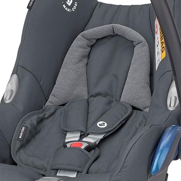 Maxi-Cosi® Κάθισμα Αυτοκινήτου Cabrio Fix, 0-13 kg. Essential Graphite