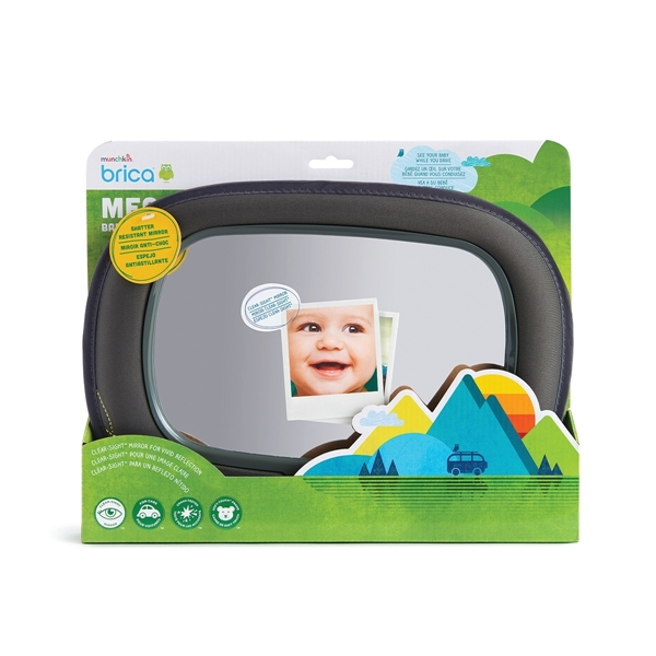 Munchkin Καθρέπτης Ασφαλείας  Baby In-Sight