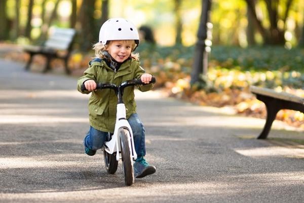 KidWell Ποδήλατο Ισορροπίας - Force White