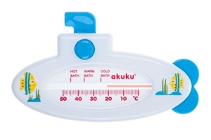 Akuku - Θερμόμετρο Μπάνιου, Υποβρύχιο