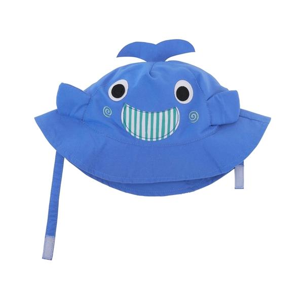 Zoocchini Αντηλιακό Καπέλο UPF50+ Whale