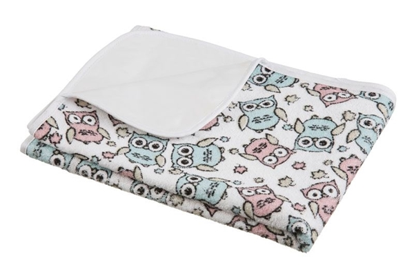 Akuku - Σελτεδάκι Ροζ Κουκουβάγιες