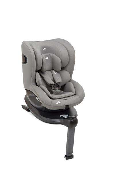 Joie Κάθισμα Αυτοκινήτου I-Spin 360™ i-Size, Two Tone Black