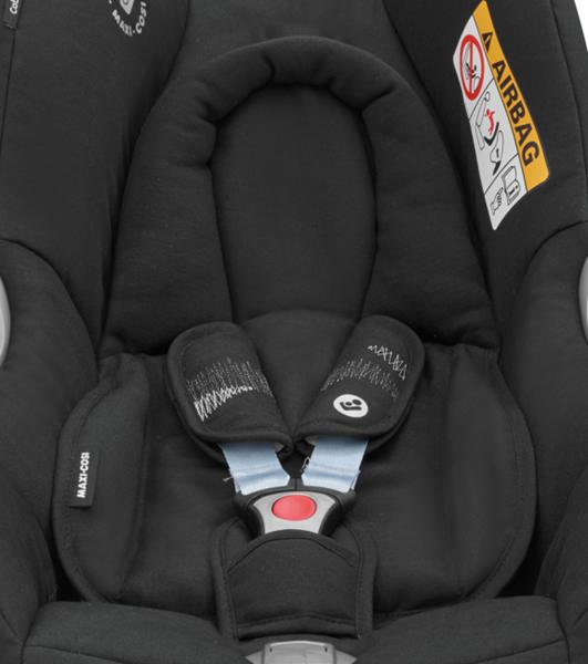 Maxi-Cosi® Κάθισμα Αυτοκινήτου Cabrio Fix, 0-13 kg. Essential Black