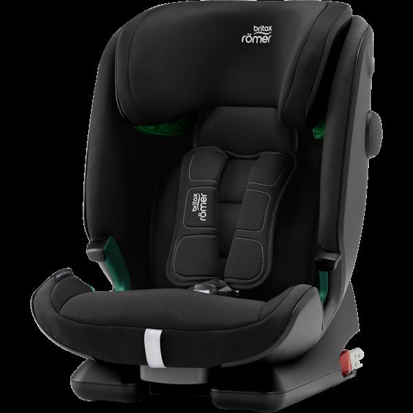 Britax Κάθισμα Αυτοκινήτου Advansafix I-Size 9-36kg. Cosmos Black