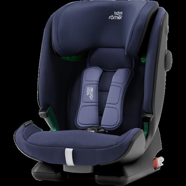 Britax Κάθισμα Αυτοκινήτου Advansafix I-Size 9-36kg. MoonLight Blue