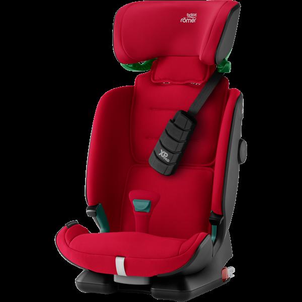 Britax Κάθισμα Αυτοκινήτου Advansafix I-Size 9-36kg. Fire Red