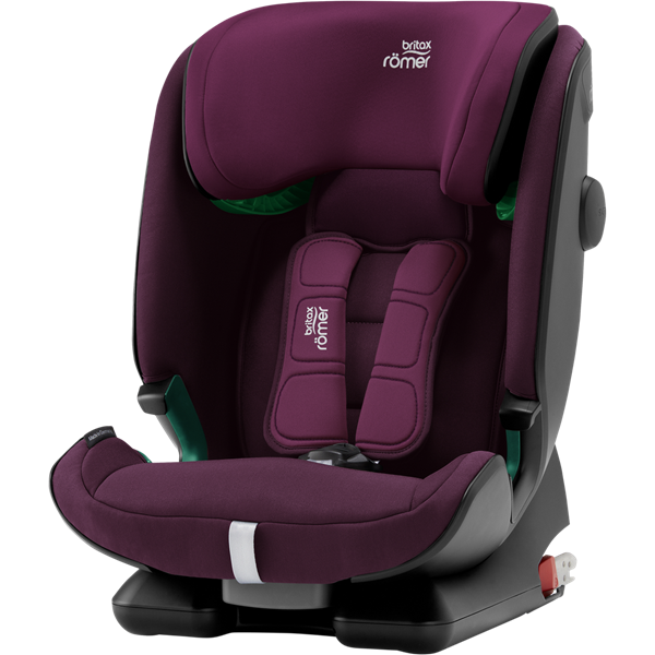 Britax Κάθισμα Αυτοκινήτου Advansafix I-Size 9-36kg. Burgundy Red