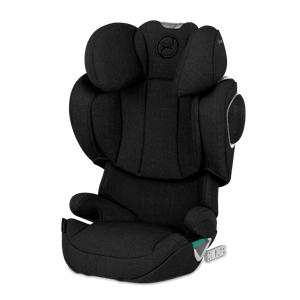Cybex Κάθισμα Αυτοκινήτου Solution Z i-Fix Deep Black Plus 15-36kg