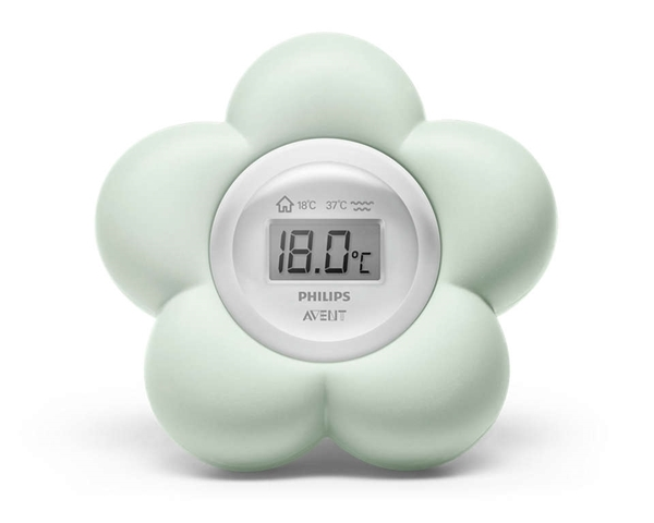 Philips Avent Ψηφιακό Θερμόμετρο Μπάνιου και Δωματίου