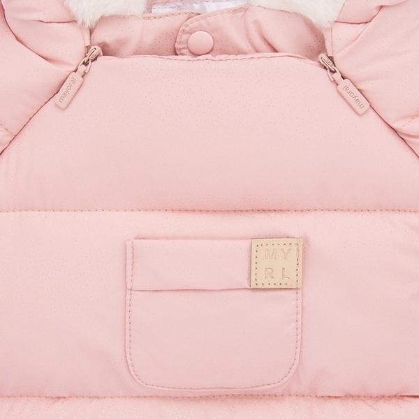Mayoral Φόρμα Εξόδου Νεογέννητο Κορίτσι, Ροζ