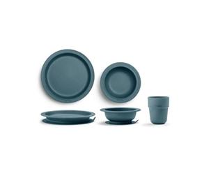Elodie Details - Σετ Φαγητού 3τμχ Τender Blue
