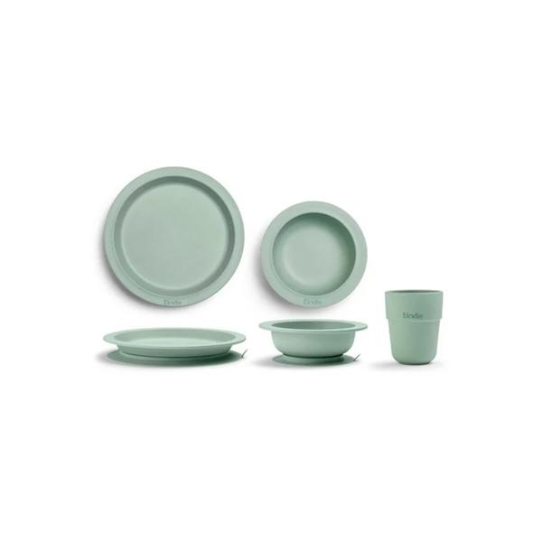 Elodie Details - Σετ Φαγητού 3τμχ Mineral Green