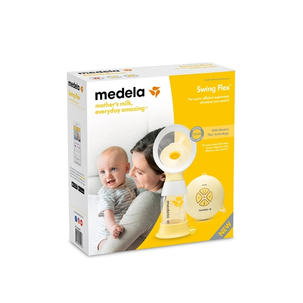 Picture of Medela Ηλεκτρικό Θήλαστρο Swing Flex™ 2-Phase Expression®