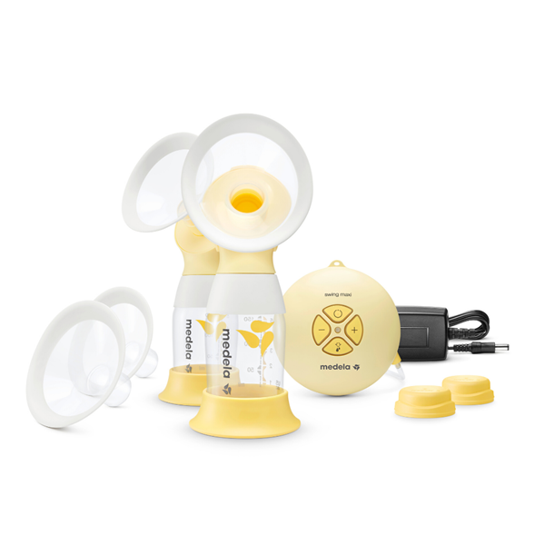 Picture of Medela Ηλεκτρικό Διπλό Θήλαστρο Swing Maxi Flex™ 2-Phase Expression®