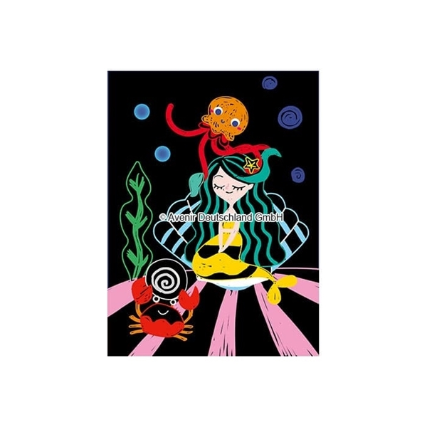 Avenir - Εικόνες με Scratch, Mermaid