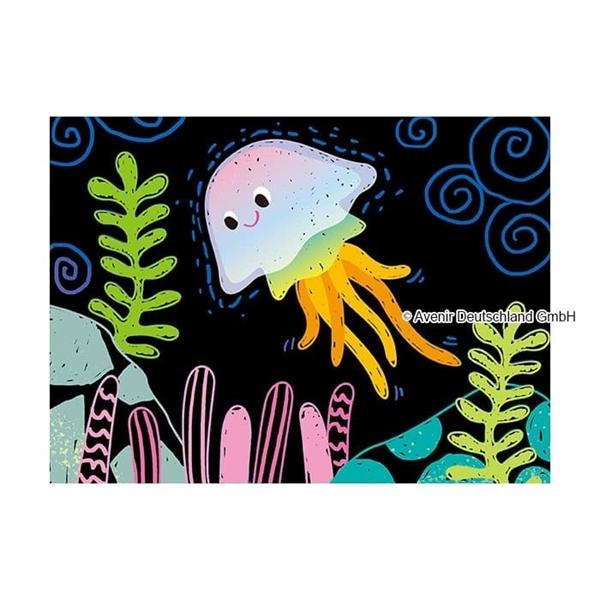 Avenir - Εικόνες με Scratch, Sea Friends