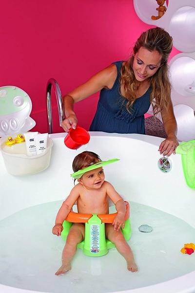 Ok Baby Κάθισμα Μπάνιου Crab - Γκρι