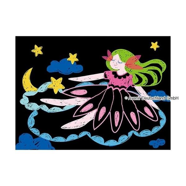 Avenir - Εικόνες με Scratch, Fairy