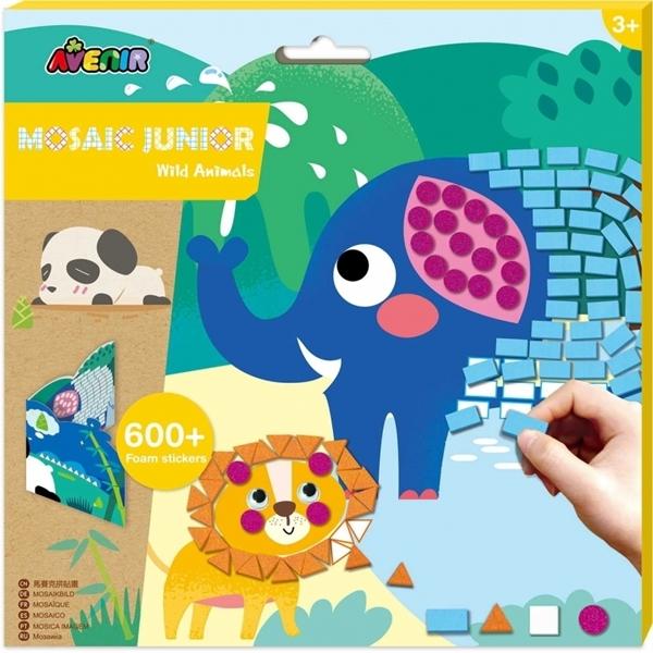 Avenir - Mosaic Junior, Wild Animals
