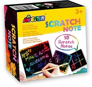 Avenir - Scratch Notes