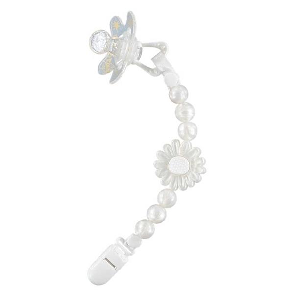 Nibbling Αλυσιδα Στήριξης Πιπίλας Petal Pearl