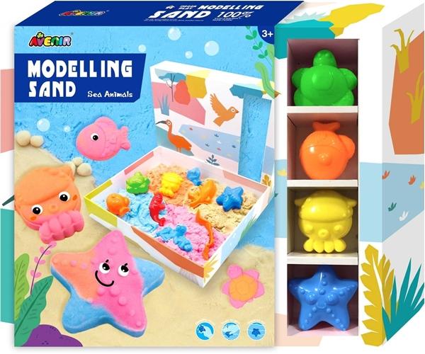 Avenir - Modelling Sand, Sea Animals