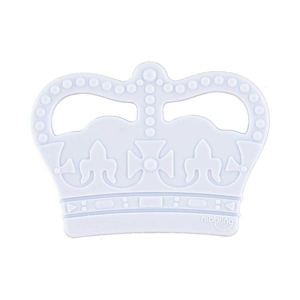Nibbling Μασητικό Οδοντοφυίας Crown Blue