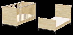 CasaBaby Βρεφικό Κρεβάτι Elmo